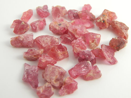 Pink Spinel Cabbing Rough 15.1 Grams (#2)