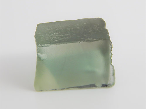 Prasiolite Facet Rough 8.7 Grams (7p)