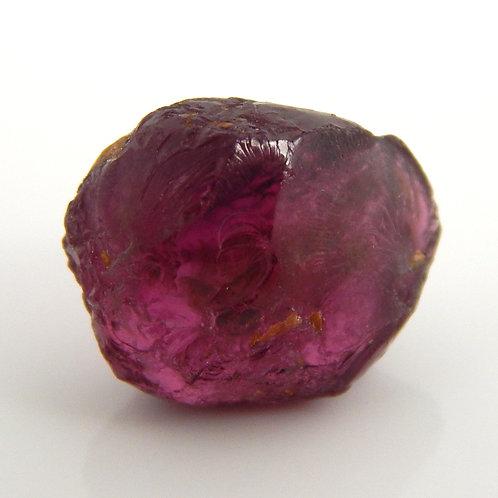 Rhodolite Garnet Facet Rough 1.9 Grams (#111p)