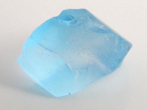 Sky Blue Topaz select facet rough 2.8 Grams (#27p)