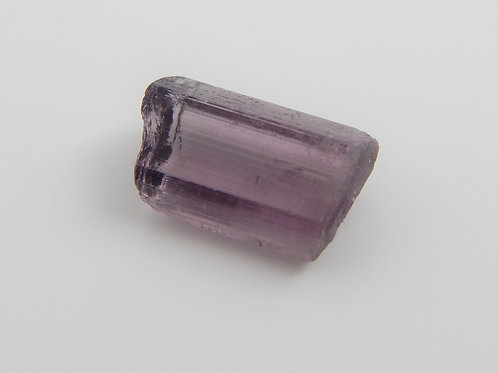 Natural Purple Tourmaline Facet Rough 0.8 Grams (687p)