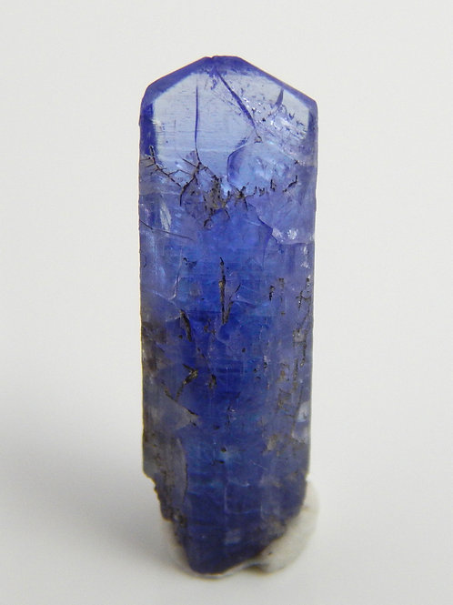 Blue Tanzanite Terminated Crystal 2.4 Grams (#70)