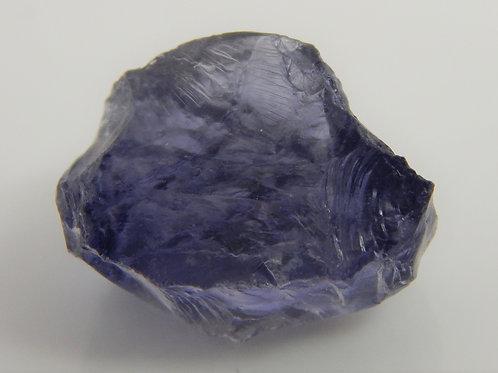 Iolite Facet rough 1.2 Grams (45p)