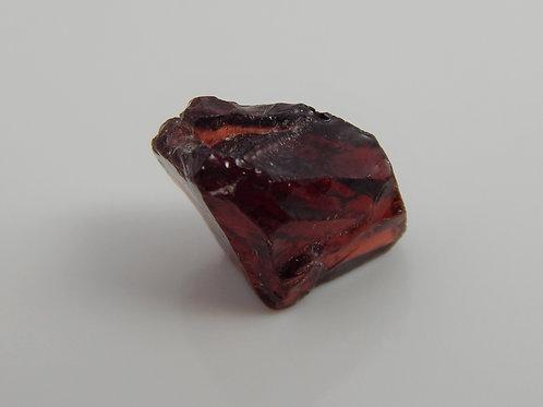 Red Garnet Facet Rough 1.3 Grams (312p)