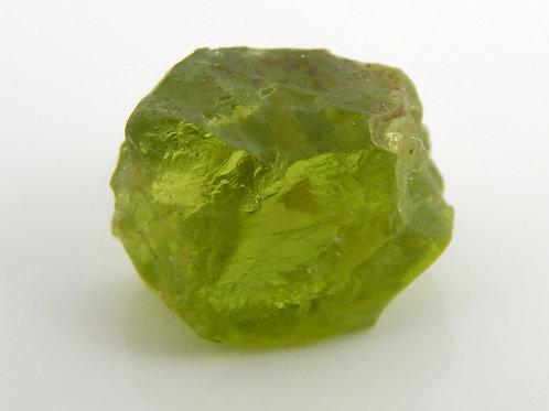 Arizona Peridot Facet Rough 1.9 Grams (#50p)