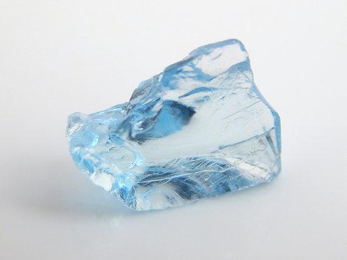 Aquamarine Facet Rough 0.8 Grams (#105p)