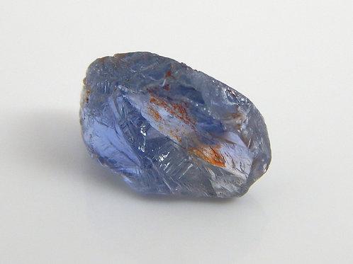 Blue Umba Sapphire Facet Rough 0.5 Grams (#131p)