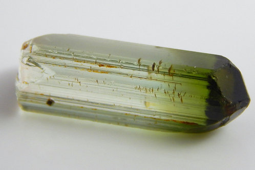Green Congo Tourmaline Facet Rough/Crystal  1 Gram (#551p)