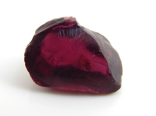 Rhodolite Garnet Facet Rough 1.8 Grams (#210p)