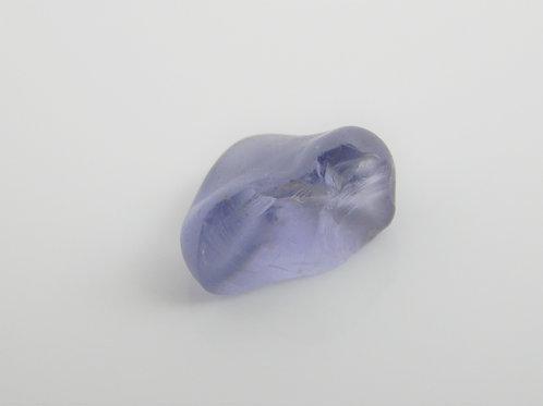 Lavender Tunduru Spinel Facet Rough 0.6 Grams (37p)