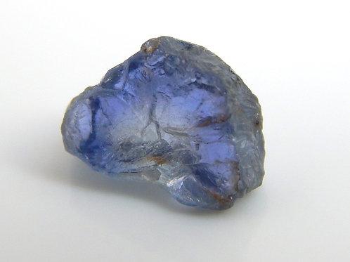 Umba Blue Sapphire Facet Rough 0.8 Grams (#177p)