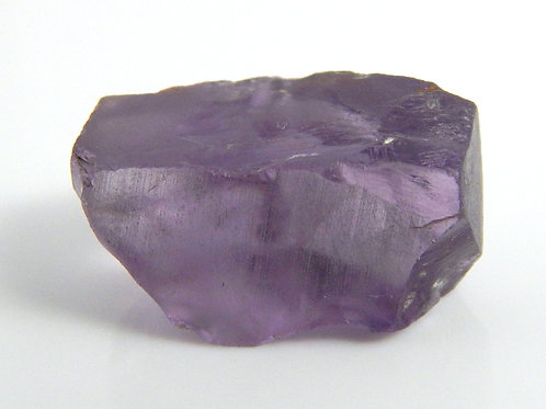 Top Facet Grade Purple Amethyst Rough 1.6 Grams (#15)