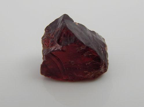 Red Garnet Facet Rough 1.8 Grams (315p)