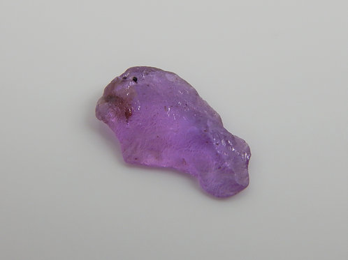 Madagascan Purple Sapphire Facet Rough 0.5 Grams (442p)