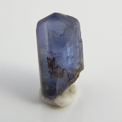 Natural Tanzanite Terminated Crystal Rough 0.8 Grams (#48)