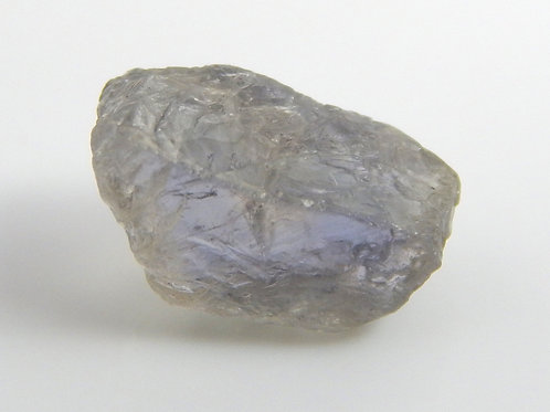 Blue Umba Sapphire Facet Rough 0.7 Grams (#308p)