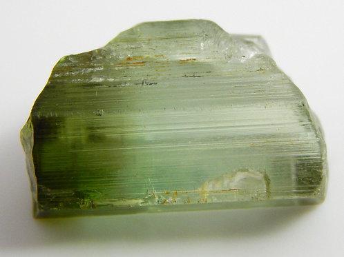 Congo Green Sapphire Facet Rough 2.2 Grams (#547p)