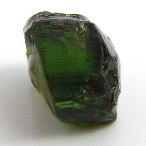 Green Tourmaline Facet Rough 1.2 Grams (#617p)