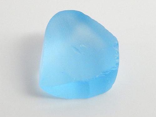 Select Sky blue Topaz Facet Rough 3 Grams (#40p)