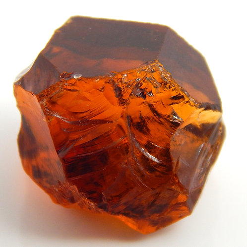Red Citrine Facet Rough 3.1 Grams (#53p)