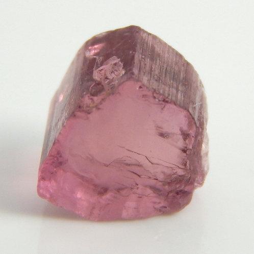 Pink Natural Tourmaline Top Facet Grade 0.8 Grams (#111)