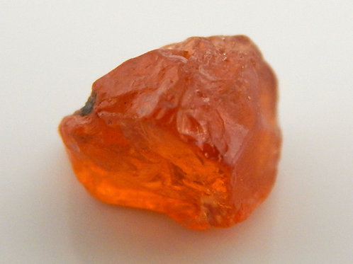 Spessartite Garnet Facet Rough 1.0 (#126p)