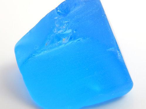 Swiss Blue Topaz Facet Rough 5.1 Grams (#59p)