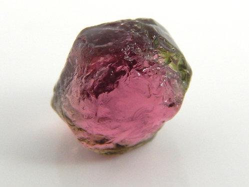 Pink Rubellite Tourmaline Facet Rough 1.3 Grams (#190p)