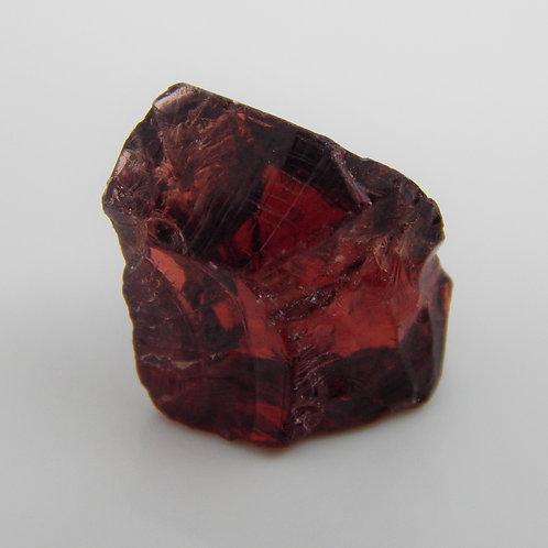 Red Garnet Facet Rough 1.5 Grams (360p)