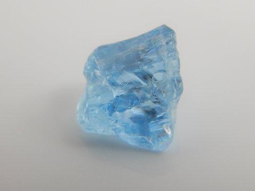 Aquamarine Facet Rough 1 Grams (141p)
