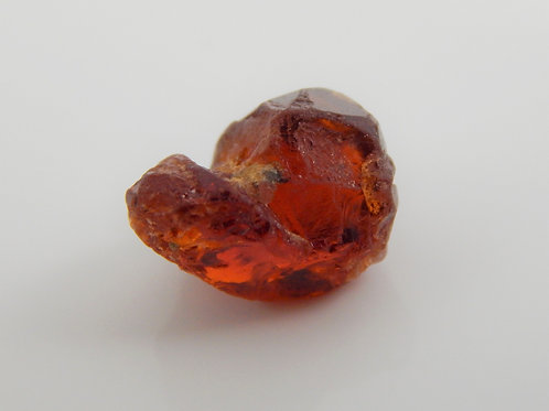 Nigerian Spessarite Garnet Facet Rough 1.4 Grams (403)