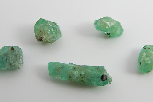 Emerald Rough Parcel 2.4 Grams (#2)