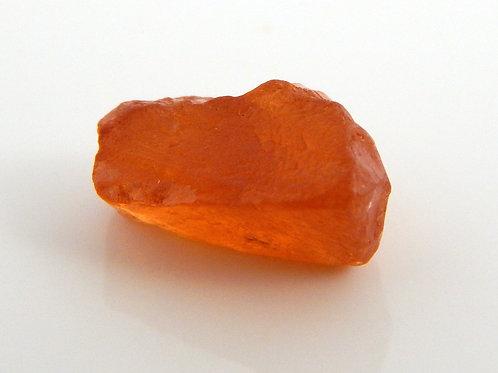 Spessarite Romona, Califorina Garnet Facet Rough 0.8 Grams (#139p)