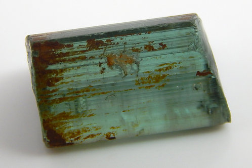 Congo Green Tourmaline Facet Rough 1.7 Grams (#518p)