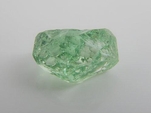 Meralni Mint Garnet Facet Rough 1.1 Grams (#373p)