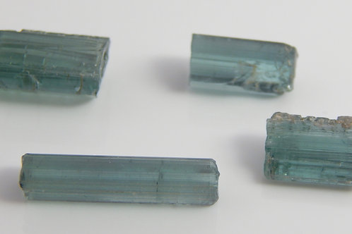 Nigerian Green Tourmaline Facet Rough 5.1 Grams (#113)