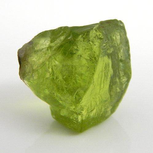 Arizona Peridot Facet Rough 1.5 Grams (#47p)