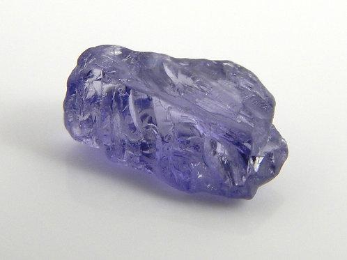 Blue Umba Sapphire Facet Rough 0.6 Grams (#46p)