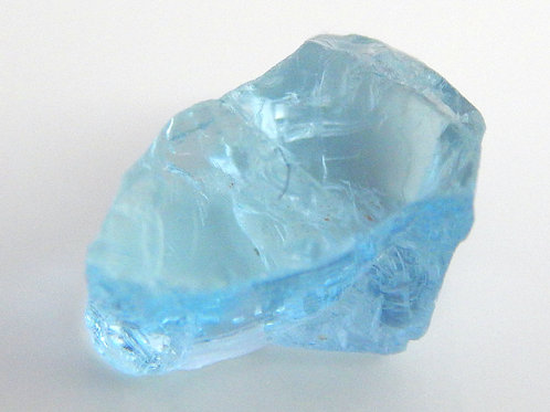 Madagascar Aquamarine Facet Rough 0.9 Grams (#69p)