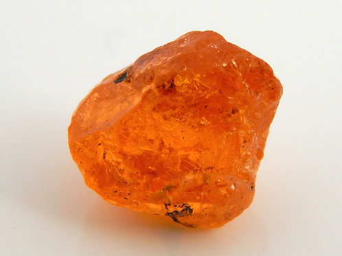 Spessarite Garnet Facet Rough 0.8 Grams (#118p)