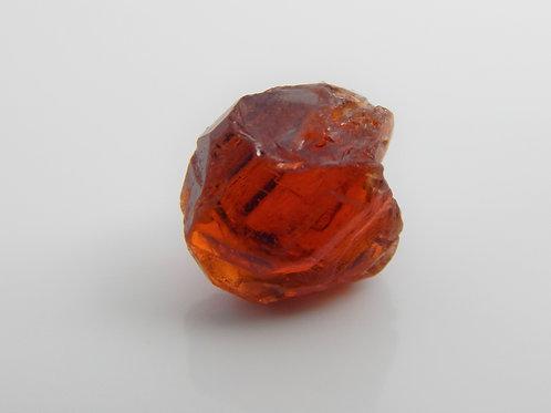 Nigerian Spessarite Garnet Facet Rough 1.7 Grams (418p)