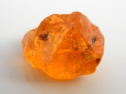 Spessartite Garnet Facet Rough 1.0 Gram (#225p)