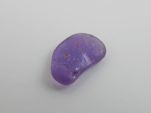 Madagascan Purple Sapphire Facet Rough 0.4 Grams (444p)