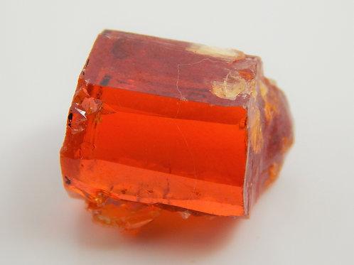 Zincite Facet Rough 7.8 grams (#6p)