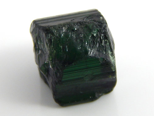 Green Tourmaline Facet Rough 3.1 Grams (#162p)