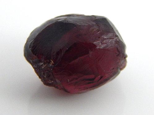 Rhodolite Garnet Facet Rough 1.9 Grams (#54p)