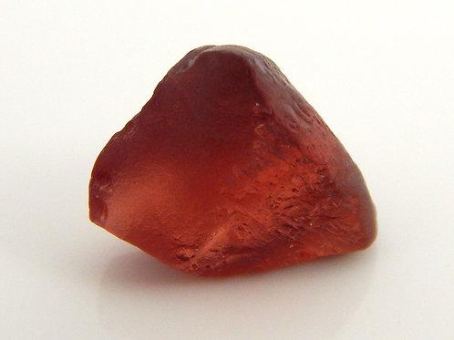 Umba Garnet Facet Rough 1.2 Grams (#123p)
