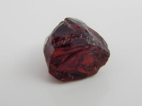 Red Garnet Facet Rough 1.5 Grams (316p)