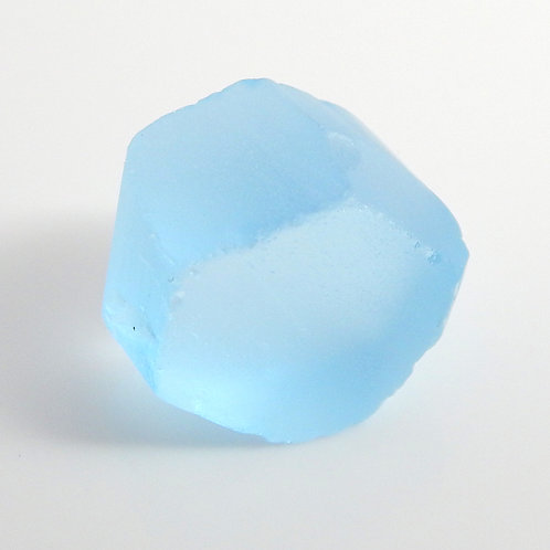 Select Sky Blue Topaz Facet Rough 3.8 Grams (#42p)
