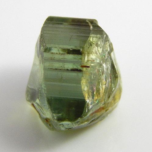 Green Congo Tourmaline Facet 1.3 Grams (#563p)